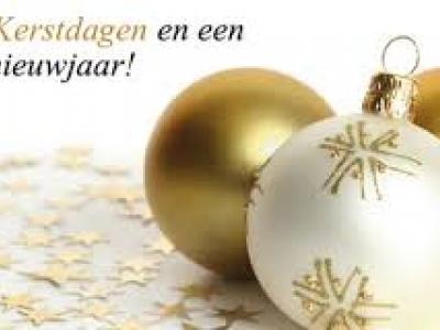 Aan al onze leden en lezers wensen wij fijne Kerstdagen en een fantastisch Nieuwjaar