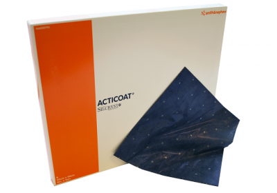 Acticoat 7 met Silcryst (Smith & Nephew)